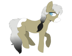 Size: 4977x3916 | Tagged: artist:alviniscute, earth pony, oc, oc:keanu, oc only, pony, safe, simple background, smiling, solo, transparent background