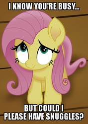 Size: 424x600   Tagged: safe, artist:phucknuckl, edit, fluttershy, pegasus, pony, my little pony: the movie, adorable face, bronybait, cute, female, frown, hnnng, hug, hugs?, i'm the friend you need, image macro, looking at you, looking up, mare, meme, pawing the ground, shy, shyabetes, snuggles?, solo, text, vector
