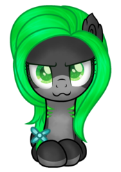 Size: 840x1200 | Tagged: :3, artist:bloodlover2222, female, mare, oc, oc:izzy, pony, prone, safe, simple background, solo, transparent background