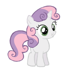 Size: 500x494 | Tagged: artist:moonbeamwhim, pony, robot, robot pony, safe, simple background, sweetie belle, sweetie bot, transparent background, vector