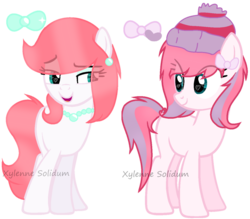 Size: 1024x899 | Tagged: safe, artist:xylenneisnotamazing, oc, oc only, oc:jewelry, oc:sweater, earth pony, pony, female, mare, simple background, transparent background
