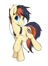 Size: 1407x1908 | Tagged: safe, artist:draconidsmxz, derpibooru exclusive, oc, oc only, oc:draconidsmxz, earth pony, pony, 2019 community collab, derpibooru community collaboration, looking at you, male, ponysona, simple background, solo, stallion, transparent background