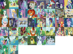 Size: 1242x931 | Tagged: alice the reindeer, appointed rounds, aurora the reindeer, autumn blaze, background kirin, background pony, best gift ever, big bucks, bird, biteacuda, bori the reindeer, bracer britches, bufogren, carbon fizz, chancellor neighsay, cinder glow, classical hippogriff, clone, collage, cozy glow, cracked wheat, cropped, deer, dragon, dragon lord, earth pony, edit, edited screencap, equestria girls, equestria girls series, ever essence, fake it 'til you make it, father knows beast, female, filly, firelight, fish, foal, forgotten friendship, gallus, ginger beard, grannies gone wild, head tilt, hippogriff, hoo'far, hush slush, jack pot, kirin, loose tracks, male, mare, marks for effort, mean applejack, mean fluttershy, mean pinkie pie, mean rainbow dash, mean rarity, mean twilight sparkle, minty mocha, molt down, mudbriar, non-compete clause, ocean flow, ocellus, pegasus, pistachio, pony, pukwudgie, rain shine, rainy day, raspberry latte, reindeer, road to friendship, roc, rollercoaster of friendship, rolling thunder, safe, sandbar, sandbar's family, scales (character), school daze, screencap, seapony (g4), seaspray, short fuse, silverstream, skellinore, sky beak, sludge (dragon), smolder, snow hope, sounds of silence, stallion, stellar flare, stepford ponies, stratus skyranger, student six, summer flare, sunny delivery, surf and/or turf, teenager, terramar, the break up breakdown, the end in friend, the hearth's warming club, the maud couple, the mean 6, the parent map, the washouts (episode), treelight sparkle, tree of harmony, unicorn, valley glamour, vignette valencia, wallflower blush, wall of tags, what lies beneath, winterchilla, winterzilla, wrong aspect ratio, yona, yona's family