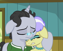 Size: 788x641 | Tagged: safe, artist:summersketch-mlp, jet set, upper crust, female, male, shipping, straight, upperset
