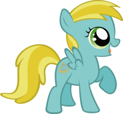 Size: 2072x1926 | Tagged: safe, artist:breadking, bee bop, pegasus, pony, call of the cutie, female, filly, harpica heartstrings, simple background, solo, transparent background, vector