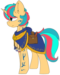 Size: 2163x2712 | Tagged: artist:beardie, beardie-arts, body markings, body writing, character design, clothes, commission, digital art, equine, horse, mage, mlp oc, my-art, my little pony, oc, oc:nova burst, pony, runes, safe, sfw, unicorn