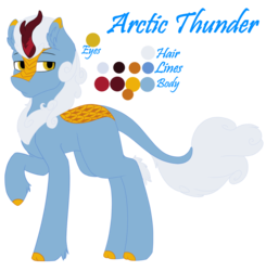 Size: 1280x1304 | Tagged: artist:acidthead, explicit source, kirin, kirin oc, male, oc, oc:arctic thunder, reference sheet, safe, solo