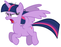 Size: 9000x7000 | Tagged: absurd res, alicorn, artist:tardifice, clone, female, flying, mare, mean twilight sparkle, mocking, open mouth, photoshop, pony, safe, simple background, solo, spoiler:s08e13, the mean 6, transparent background, vector