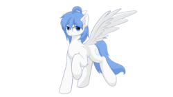 Size: 4608x2592 | Tagged: 2019 community collab, artist:lywings, derpibooru community collaboration, oc, oc:polar bubble, pegasus, pony, safe, simple background, solo, transparent background