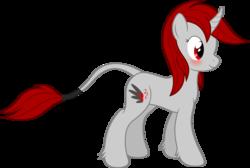 Size: 5902x3955 | Tagged: safe, artist:waveywaves, oc, oc only, oc:waves, classical unicorn, pony, unicorn, cloven hooves, leonine tail, simple background, solo, transparent background, unshorn fetlocks