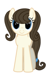Size: 525x800 | Tagged: artist:thunder-blur, derpibooru community collaboration, female, mare, oc, oc:dizzy strings, oc only, pony, safe, show accurate, simple background, solo, transparent background