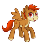 Size: 1200x1200 | Tagged: safe, artist:darkdoomer, derpibooru exclusive, oc, oc only, oc:patachu, pegasus, pony, 2019 community collab, derpibooru community collaboration, male, simple background, solo, transparent background