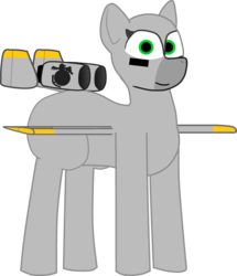 Size: 2377x2769 | Tagged: 2019 community collab, a-10 thunderbolt ii, artist:not-immortal, derpibooru community collaboration, high res, oc, oc:sierra, original species, plane, plane pony, pony, safe, simple background, solo, transparent background, vulgar description