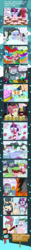 Size: 1578x12790 | Tagged: safe, artist:psychodiamondstar, discord, indigo zap, lemon zest, sci-twi, sour sweet, sugarcoat, sunny flare, twilight sparkle, bat pony, deer, fruit bat, parasprite, pony, equestria girls, apple cider, bat ponified, christmas, cider, clothes, comic, cotton candy, countdown, crystal prep shadowbolts, cute, deerified, elves, equestria, equestria girls ponified, fire, food, holiday, marshmallow, ponified, race swap, seaponified, shadow six, sneezing, snow, snowball, snowman, species swap, sweater, winter