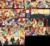 Size: 1620x1500 | Tagged: safe, artist:kairean, apple bloom, applejack, big macintosh, daybreaker, derpy hooves, discord, granny smith, limestone pie, marble pie, maud pie, mayor mare, nightmare moon, philomena, pinkie pie, prince rutherford, princess celestia, princess flurry heart, princess luna, rainbow dash, rarity, scootaloo, soarin', spitfire, starlight glimmer, sunburst, sweetie belle, thorax, trixie, twilight sparkle, zephyr breeze, alicorn, changedling, changeling, earth pony, pegasus, pony, unicorn, doctor who, flower, game, hanafuda, hwato, implied doctor whooves, king thorax, merchandise, tardis, twilight sparkle (alicorn)