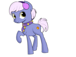Size: 4600x3450 | Tagged: safe, artist:dumbwoofer, burning passion, pony, best gift ever, background pony, clothes, cute, earmuffs, female, scarf, smiling, solo