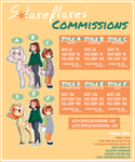 Size: 5000x6000 | Tagged: safe, artist:solareflares, artist:solareflaresart, human, pony, absurd resolution, commission, commission info, converse, cutie mark, furry, price, shoes