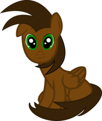 Size: 848x1005 | Tagged: 2019 community collab, artist:andyslife, derpibooru community collaboration, male, oc, oc only, oc:parallel andy, pegasus, pony, safe, simple background, solo, transparent background, vector