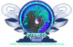 Size: 400x255 | Tagged: safe, artist:towmacow, artist:towmacowwaffles, oc, oc only, oc:zephyr rose, pixel art, simple background, solo, transparent background