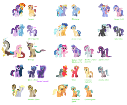 Size: 4218x3502 | Tagged: alicorn, applejack, applevas, big macintosh, coco pommel, cocosentry, derpy hooves, discord, discoshy, doctorderpy, doctor whooves, female, firefly, flashpommel, flash sentry, fluttershy, g1, g1 to g4, generation leap, golden vas, lesbian, magical lesbian spawn, male, mane six, marblemac, marble pie, next generation, oc, oc:astral crescendo, oc:cinnamon apple pie, oc:didi, oc:dusk oberon, oc:elstar, oc:entropy, oc:firecharge, oc:fuschia crystal surprise, oc:golden russet, oc:honeycrsip splash, oc:jaded skies, oc:paradox bisect, oc:radient blueberry pie, oc:silver sparkle, oc:sonata swirl, oc:spinel couture, oc:steelina slices, oc:sunspot, oc:sweet cream, party favor, partypie, pinkie pie, rainbow blaze, rainbow dash, rainbowfly, rarilane, rarity, safe, shipping, simple background, starburst, star hunter, starlight glimmer, startrix, stormbreaker, stormdash, straight, sunburst, thunderlane, time turner, transparent background, trixie, twihunter, twilight sparkle, twilight sparkle (alicorn)