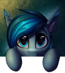 Size: 3000x3373   Tagged: safe, artist:setharu, oc, oc only, pony, fourth wall, hiding, looking at you, male, peeking, simple background, solo, stallion, transparent background