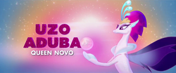 Size: 1280x532 | Tagged: my little pony: the movie, queen novo, safe, seapony (g4), spoiler:my little pony: the movie, uzo aduba