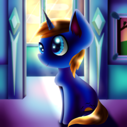 Size: 1000x1000 | Tagged: artist:aquapegasus, oc, oc only, pony, safe, solo