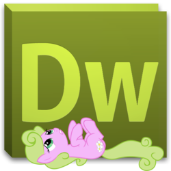Size: 512x512 | Tagged: artist:totalcrazyness101, daisy, dreamweaver, flower wishes, safe, solo