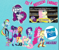 Size: 1281x1080   Tagged: safe, screencap, applejack, fluttershy, pinkie pie, rainbow dash, rarity, sci-twi, spike, spike the regular dog, sunset shimmer, twilight sparkle, dog, equestria girls, equestria girls series, fluttershy's butterflies, converse, cropped, equestria girls logo, feet, geode of empathy, geode of fauna, geode of shielding, geode of sugar bombs, geode of super speed, geode of super strength, geode of telekinesis, humane five, humane seven, humane six, magical geodes, sandals, scitwilicorn, shoes