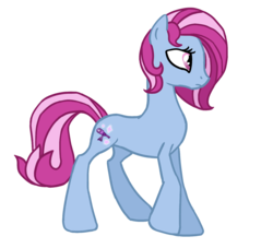 Size: 1560x1414 | Tagged: safe, artist:flipwix, star swirl, oc, oc only, oc:star swirl, earth pony, pony, digital art, female, magical lesbian spawn, mare, next generation, offspring, parent:princess luna, parent:trixie, parents:luxie, raised hoof, simple background, solo, transparent background