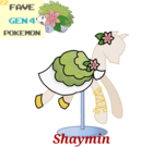 Size: 733x660 | Tagged: safe, artist:ask-nora-the-alicorn, artist:catscat111, artist:catscat112, shaymin, clothes, dress, flower, flower in hair, mannequin, mlp fashion, pokémon, simple background, transparent background