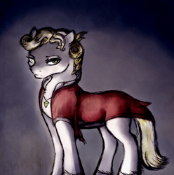 Size: 1562x1577 | Tagged: artist:remains, concept, cursed, earth pony, oc, pony, safe, solo