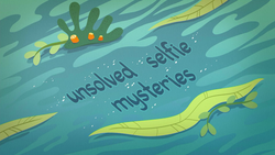 Size: 1920x1080 | Tagged: equestria girls, equestria girls series, safe, screencap, title card, unsolved selfie mysteries