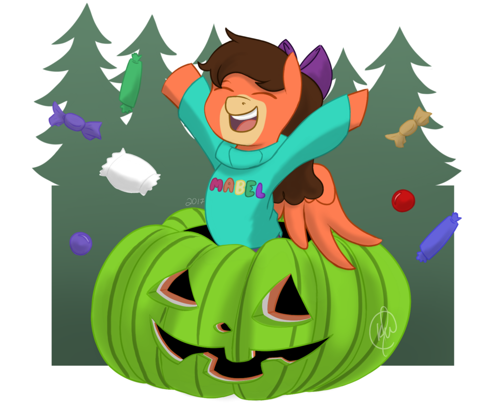 1705655 artistcadetredshirt crossover food gravity falls halloween halloween costume holiday mabel pines oc ocjessica pegasus safe
