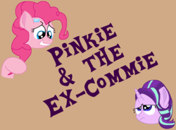 Size: 1286x949 | Tagged: artist:thecastawaypariah, duo, earth pony, pinkie pie, pony, safe, stalin glimmer, starlight glimmer, steamed hams, the simpsons, unicorn