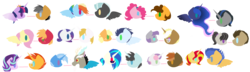 Size: 2506x724 | Tagged: alicorn, applejack, artist:xxtyronendip4everxx, big macintosh, button mash, cheesepie, cheese sandwich, discord, dj pon-3, doctavia, female, flashimmer, flash sentry, fluttermac, fluttershy, king sombra, lumbra, male, neon lights, pinkie pie, prince blueblood, princess luna, quibblelight, quibble pants, rainbow dash, rariblood, rarity, rising star, safe, shipping, simple background, soarin', soarinjack, starburst, starlight glimmer, straight, sunburst, sunset shimmer, sweetie belle, sweetiemash, thunderdash, thunderlane, transparent background, trendermaud, trixcord, trixie, twilight sparkle, twilight sparkle (alicorn), vinylights, vinyl scratch