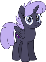 Size: 824x1099 | Tagged: alicorn, alicorn oc, artist:peahead, blue eyes, female, looking at you, mare, movie accurate, my little pony: the movie, oc, oc only, oc:winebar, pony, safe, simple background, smiling, solo, transparent background, vector
