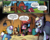 Size: 1023x815 | Tagged: safe, artist:andypriceart, idw, auntie shadowfall, scarlet petal, winter comet, earth pony, pony, spoiler:comic, spoiler:comic65, brother and sister, cane, cloak, clothes, colt, comic, cropped, female, filly, foal, hoodie, male, mare, official comic, speech bubble, sweater