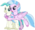 Size: 3700x3200   Tagged: safe, artist:cheezedoodle96, silverstream, terramar, classical hippogriff, hippogriff, school daze, surf and/or turf, .svg available, brother and sister, cute, diastreamies, duo, female, happy, hug, looking at you, male, raised hoof, siblings, simple background, smiling, svg, terrabetes, transparent background, vector