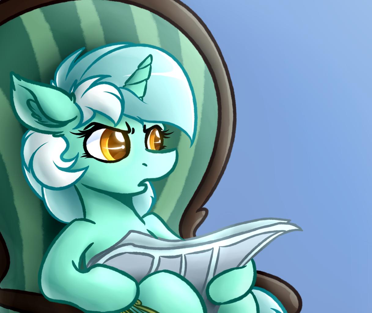 1717778 Artistwitchtaunter Disgruntled Lyra