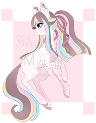 Size: 1024x1311 | Tagged: artist:mikiadops, oc, oc only, oc:ribbon dancer, safe