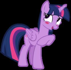 Size: 4025x3972   Tagged: safe, artist:andoanimalia, twilight sparkle, alicorn, pony, equestria girls, equestria girls series, forgotten friendship, blushing, cute, female, simple background, solo, transparent background, twiabetes, twilight sparkle (alicorn), vector