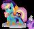 Size: 1850x1600 | Tagged: safe, artist:tracerhorse, dewdrop dazzle, twilight sparkle, dunce hat, female, hat, mare, sad, simple background, transparent background