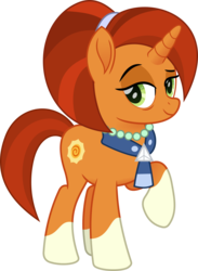 Size: 1218x1668 | Tagged: artist:peahead, female, lidded eyes, mare, movie accurate, my little pony: the movie, pony, raised eyebrow, raised hoof, safe, simple background, smiling, solo, stellar flare, the parent map, transparent background, unicorn, vector