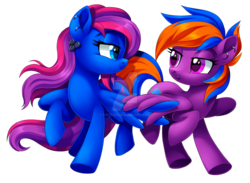 Size: 1600x1171 | Tagged: safe, artist:centchi, oc, oc only, pegasus, pony, female, holding wings, mare, simple background, transparent background, watermark