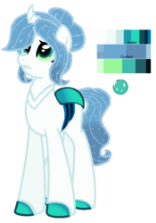 Size: 600x855 | Tagged: artist:zafara1222, changepony, female, hybrid, interspecies offspring, oc, oc:cicada, offspring, parent:queen chrysalis, parent:shining armor, parents:shining chrysalis, safe, simple background, solo, transparent background