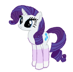 Size: 493x487 | Tagged: safe, artist:qjosh, mistmane, rarity, character to character, pony to pony, transformation