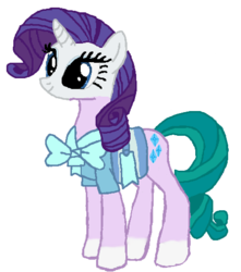 Size: 449x507 | Tagged: safe, artist:qjosh, mistmane, rarity, character to character, pony to pony, transformation