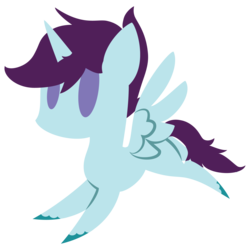 Size: 2084x2084 | Tagged: safe, artist:showtimeandcoal, oc, oc only, oc:prince plume, alicorn, pegasus, pony, commission, icon, male, minimalist, modern art, pointy ponies, simple background, solo, stallion, transparent background, vector, ych result
