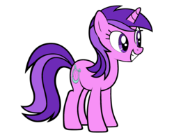 Size: 1400x1080 | Tagged: amethyst star, artist:ice1517, artist:ikillyou121, colored, color edit, edit, female, lyra heartstrings, mare, palette swap, pony, recolor, safe, simple background, solo, sparkler, transparent background, unicorn